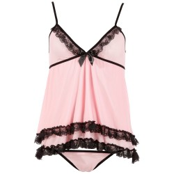Babydoll pink S