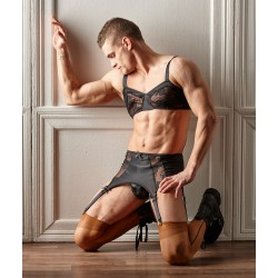 Men´s Suspender Belt S