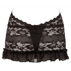 Lace Dress black S