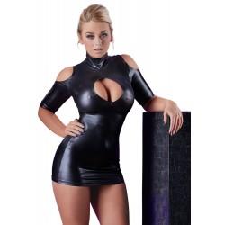 Cold Shoulder Dress S